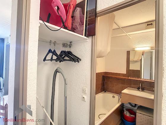 Vente appartement 2 pièces 23,7 m2