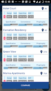 PropChill Property App- screenshot thumbnail