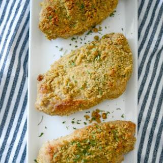 Italian Breaded Pork Chops.