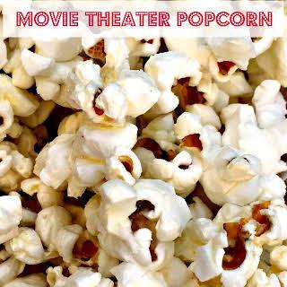 Movie Theater Popcorn.