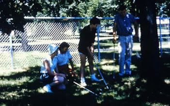 Photo: Golf Lessons 1959