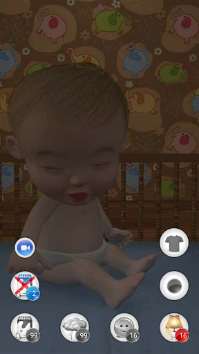 My Baby (Virtual Pet)  screenshots 4