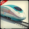 Bullet Train Racing 2019 icon