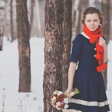 Wedding photographer Elena Pronina (extraordinary). Photo of 16.02.2013