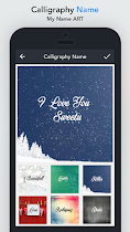 My Name In Calligraphy - screenshot thumbnail 02