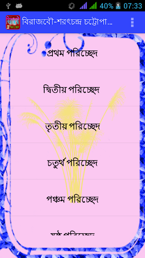 বিরাজবৌ Birajbou