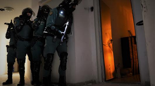 Viaje al corazón de un narcobloque desmantelado por la Guardia Civil