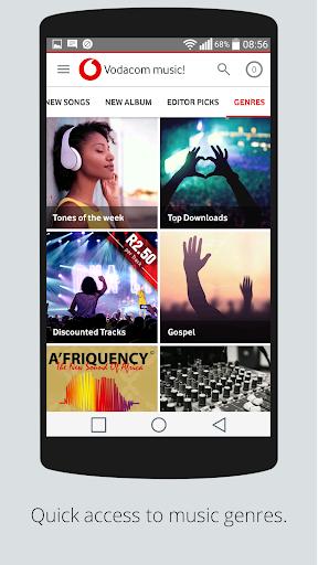 Vodacom music! Apk Download 4