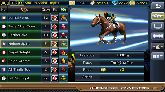 iHorse Racing 2: Horse Trainer and Race Manager 4