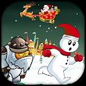 Snowman Run icon