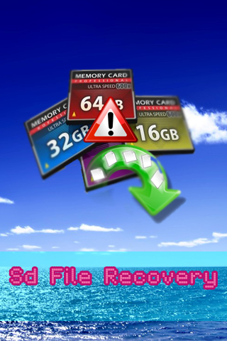 Sd File Recovery