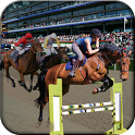 Horse Real Racing & Jumping Simulator Game icon