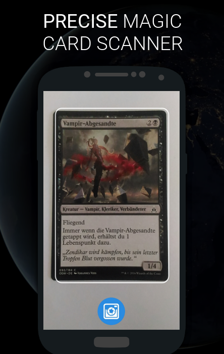 MTG Card Scanner Snapcardster (Unreleased)- screenshot