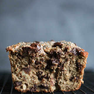 Favorite Chocolate Chip Chia Banana Bread