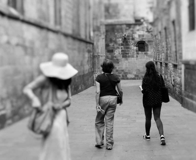 Passeggiare  di marco_massimi