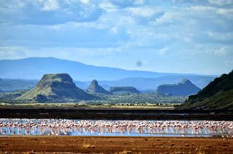 Photo: Lake Magadi