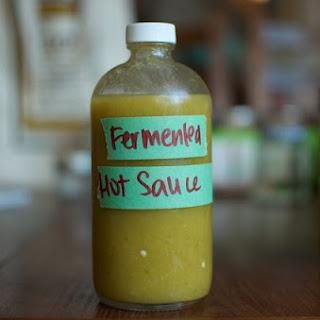 Fermented Hot Sauce.