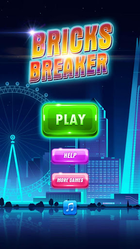 Supper Block Bricks Breaker HD