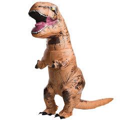 Uppblåsbar, T-rex