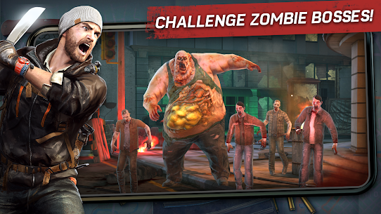 Left to Survive: PvP Zombie Shooter Mod 3.4.0 Apk [Unlimited Equipment + Burst without Shuffle Switch] 3