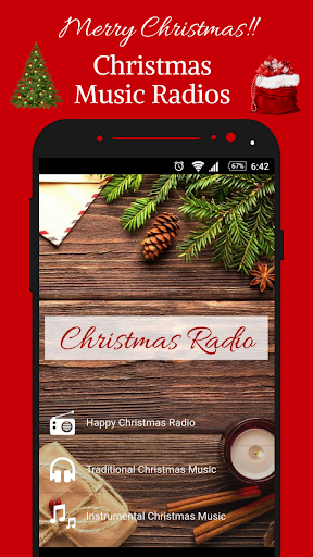 christmas radio station music app radio fm free hd screenshot 9