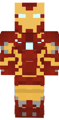 Iron Man for 2 years YAY!