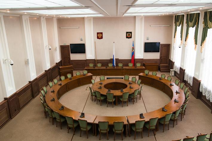 Фото №4 зала Центр отдыха «Притомье»