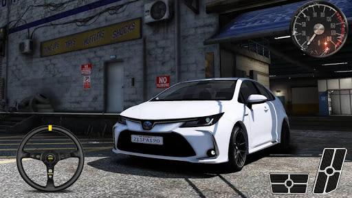 Parking Series Toyota - Corolla Drive Speed School 1.0 screenshots 3