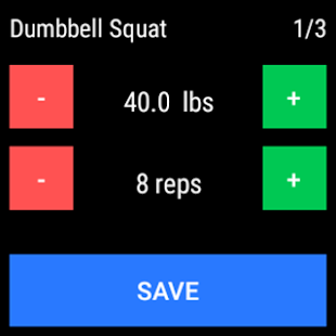 JEFIT Workout Tracker Gym Log- screenshot thumbnail