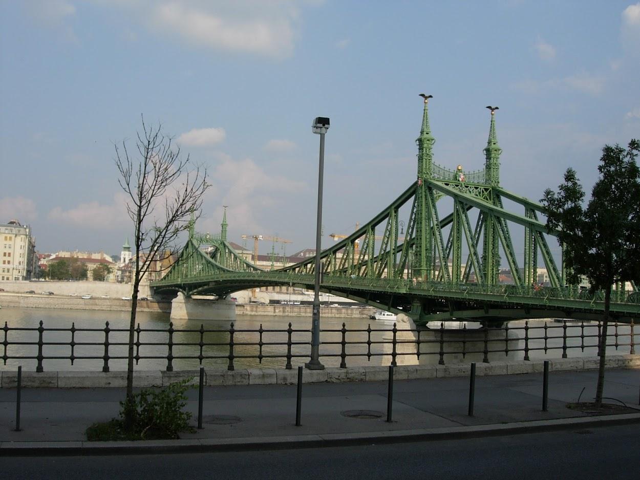Pont de la Liberté à Budapest