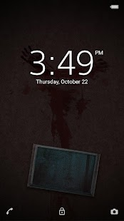 XPERIA™ Scary Halloween Theme- screenshot thumbnail