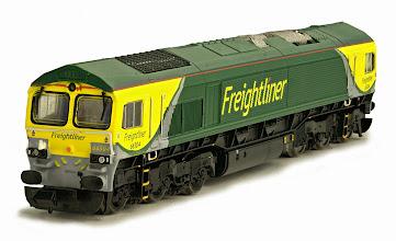 Photo: 2D-007-002  Class 66