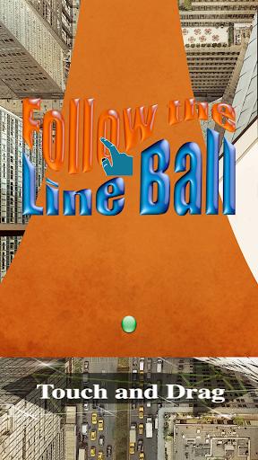 Follow The Line Ball