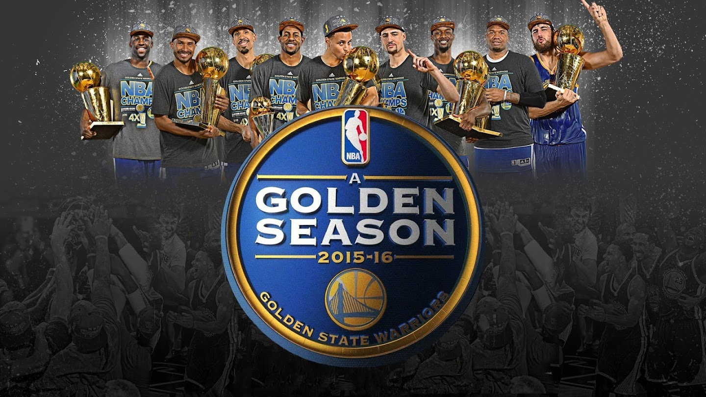 Watch A Golden Season: 2015-16 Golden State Warriors live