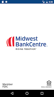 Midwest BankCentre Mobile - náhled