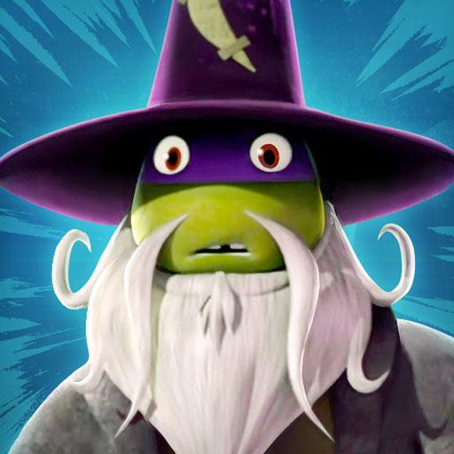 忍者神龟:传奇 動作 App LOGO-硬是要APP
