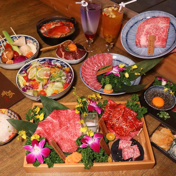 高檔日本A5和牛燒繞,締藏和牛燒肉,不用飛日本就能吃到極致美味,還有專人全程幫烤!