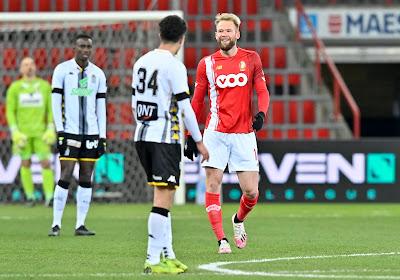 Balikwisha remet le Standard devant (2-1)
