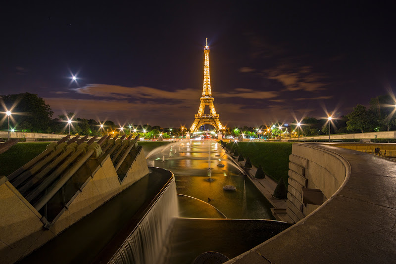 La Torre Eiffel di wolfman1908