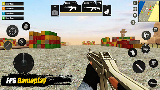 FPS Battleground Survival: New 2020 Shooting Games 19.003 de.gamequotes.net 5