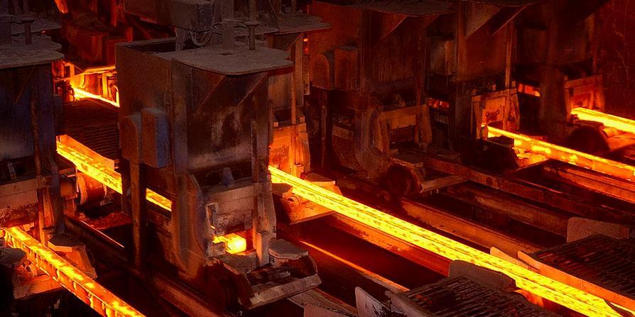 تصویر تولید آهن آلات