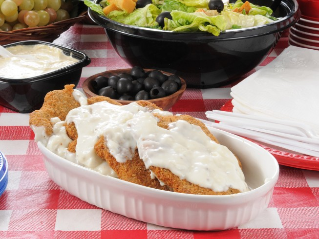 Slow Cooker Country Fried Steak Recipe