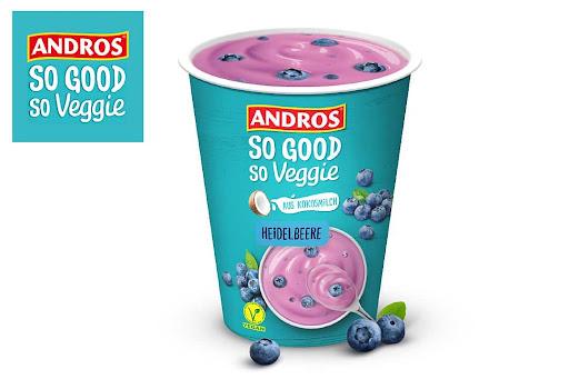 Bild für Cashback-Angebot: Jetzt Andros SO GOOD So Veggie GRATIS testen!