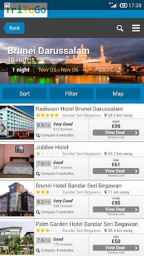 Hotels Brunei by tritogo.com