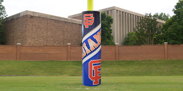 Elite Goal Post Pad