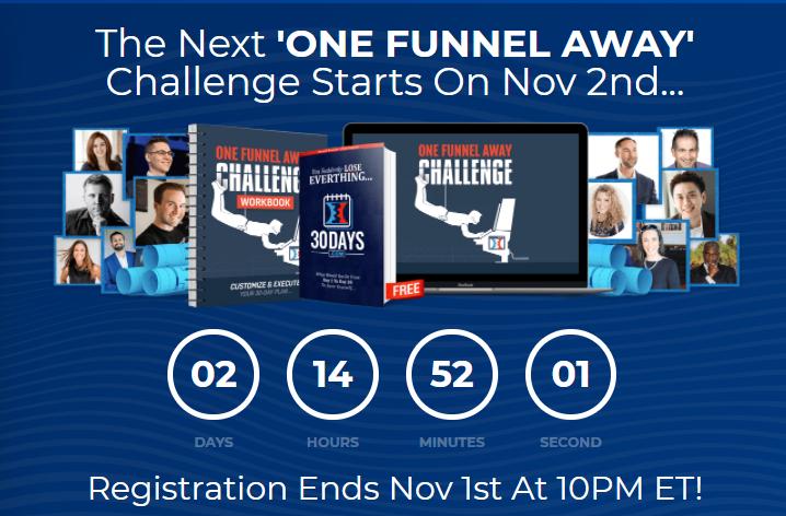 A screenshot of OFA challenge website