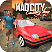 Mad City Country Boy Android APK Download Free By Wild West Games