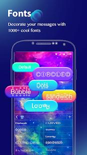 Tiger Keyboard - cute emoji, emoticons - náhled