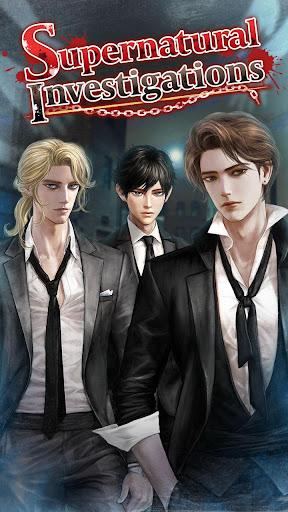 Télécharger Supernatural Investigations : Romance Otome Game APK MOD (Astuce) screenshots 1