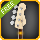 Bass Guitar Tutor Free icon